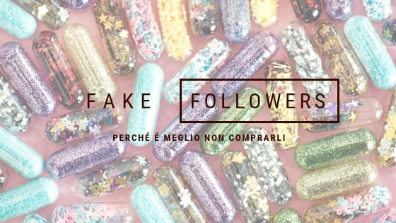 Comprare followers su instagram: perché è meglio evitarlo.